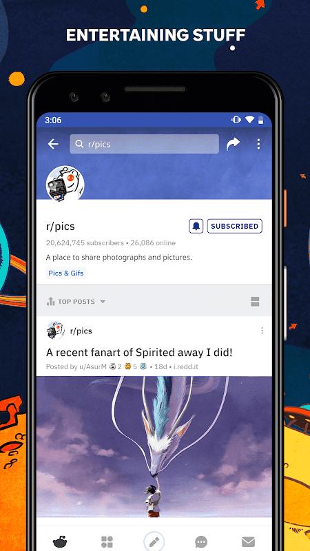 Reddit 3.31.0 Screen 6