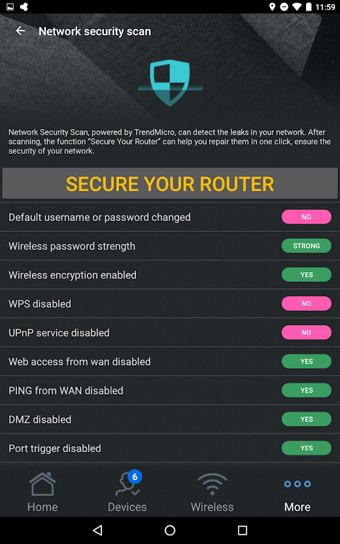 ASUS Router 1.0.0.5.5 Screen 14