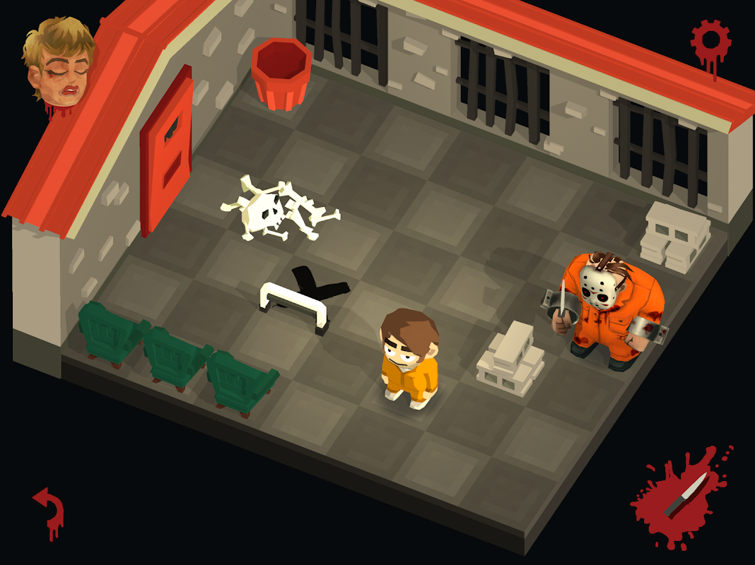 Android Friday the 13th: Killer Puzzle Screen 13
