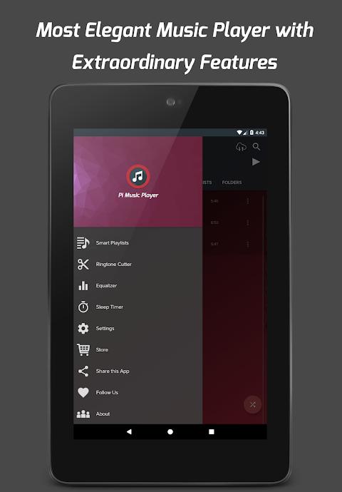 Pi Music Player 2.6.7 Screen 2