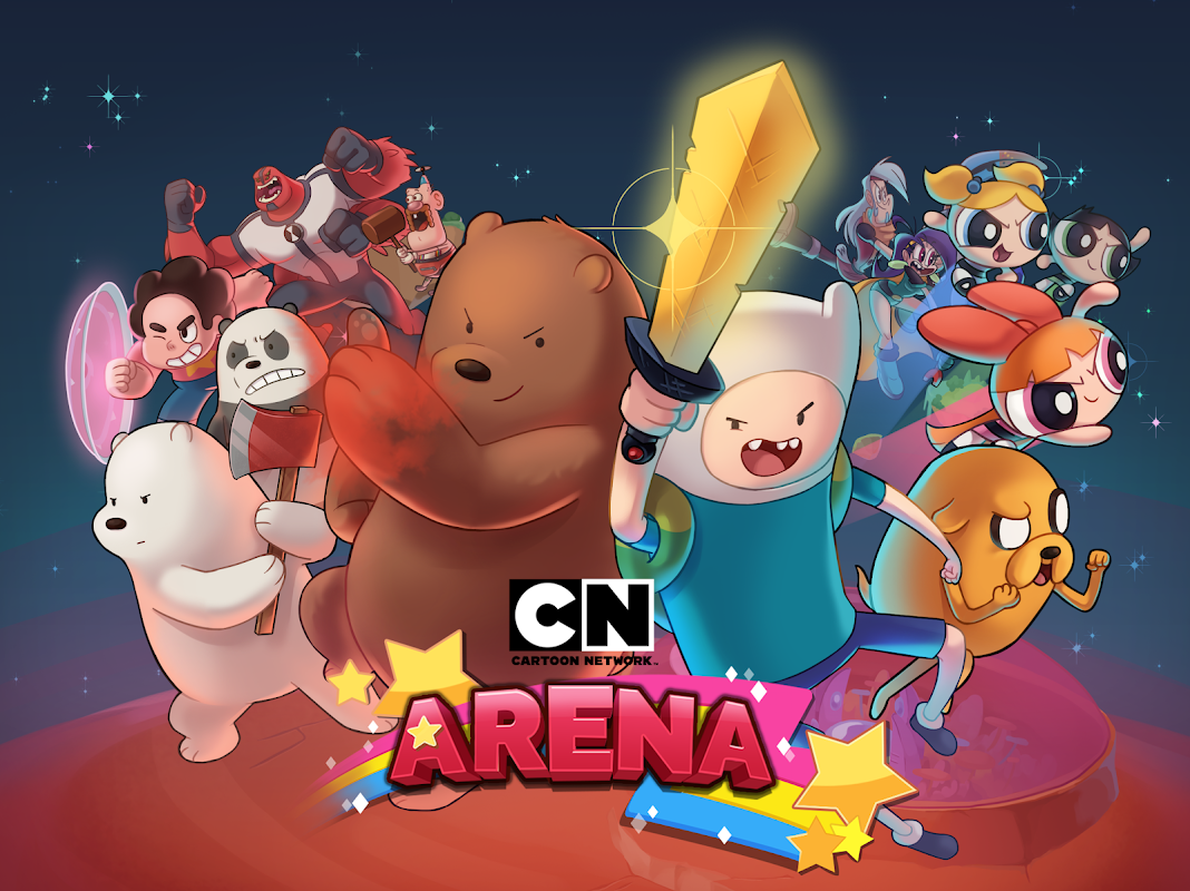 Android Cartoon Network Arena Screen 8