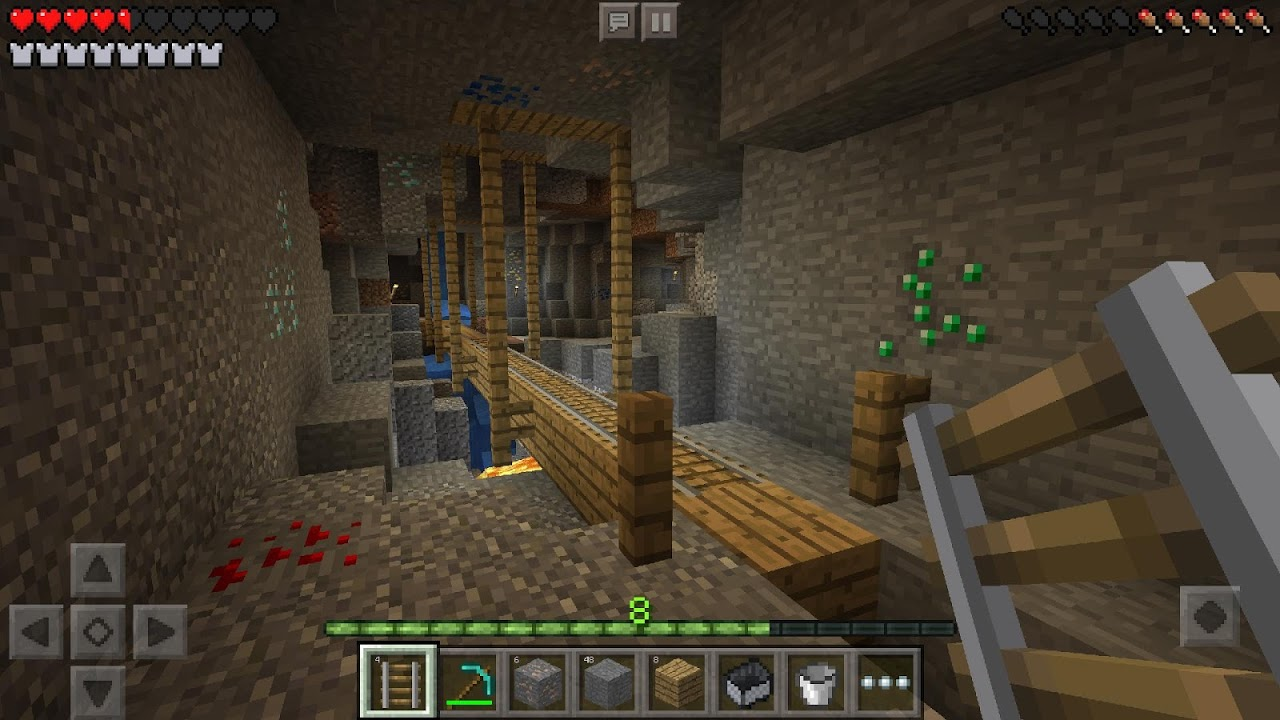 Minecraft: Pocket Edition 1.8.0.13 Screen 11
