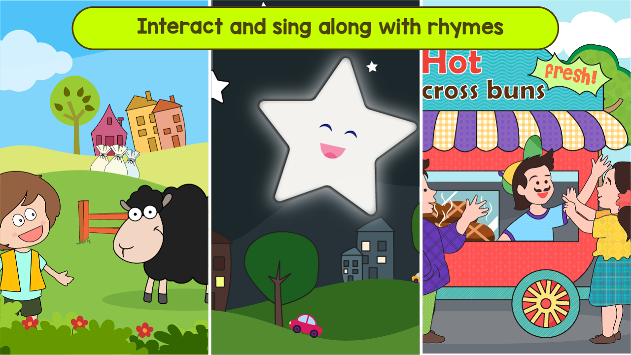 Android Kindergarten Kids Learning : Educational Games Screen 2