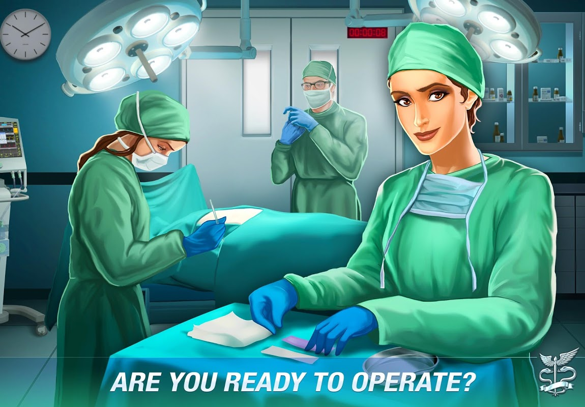Operate Now: Hospital 1.31.2 Screen 4