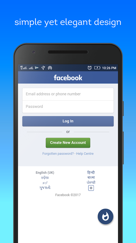 Lite Messenger FB- Facebrio 7.0.3 Screen 6