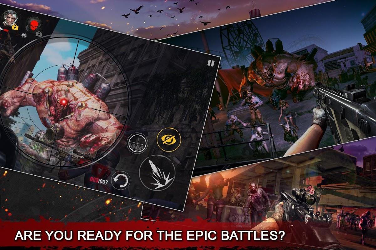 DEAD WARFARE: Zombie 2.9.0.37 Screen 5