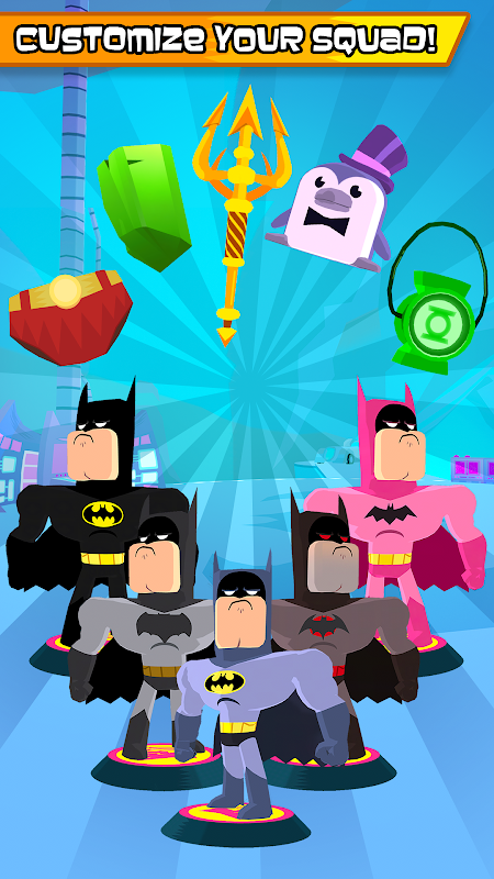 Android Teen Titans GO Figure! Screen 4