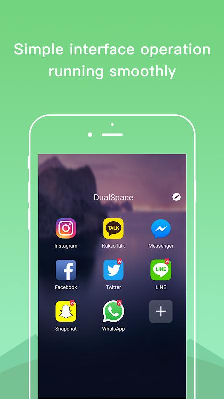 Dual Space - Multiple Accounts & App Cloner 3.0.5 Screen 3
