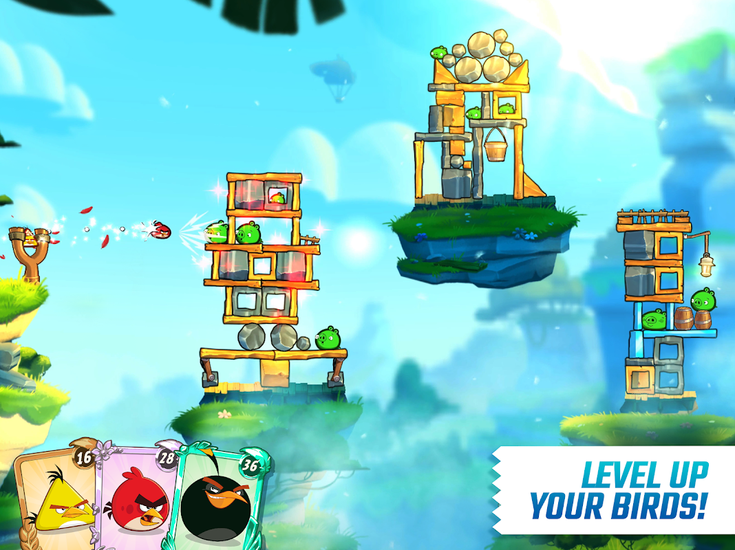 Angry Birds 2 2.20.2 Screen 8