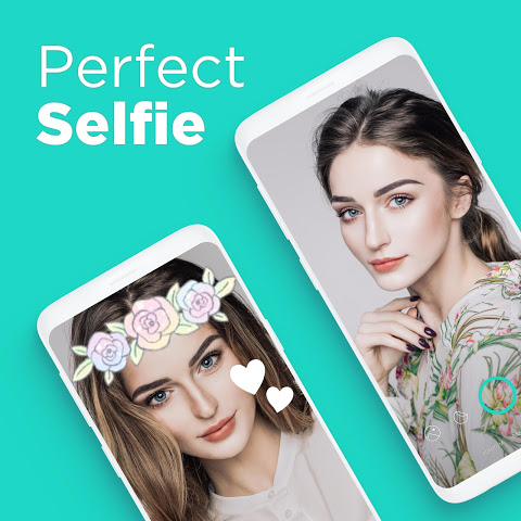 Android Candy Camera - selfie, beauty camera, photo editor Screen 5