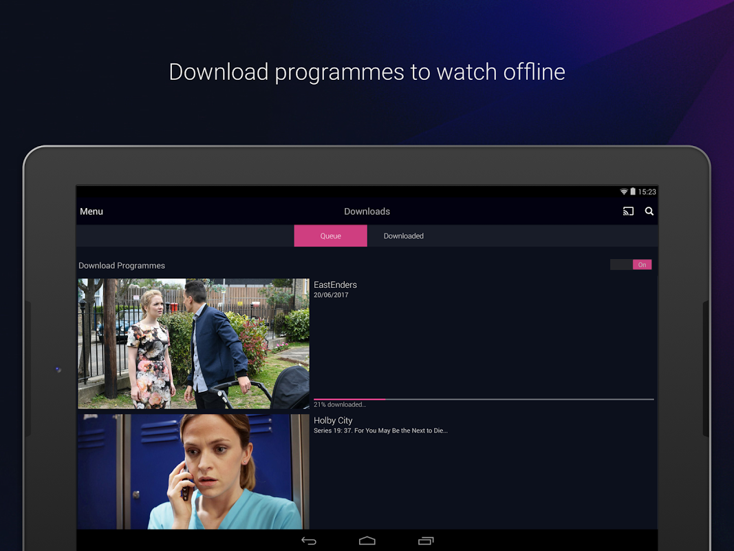 BBC iPlayer 4.38.0.3 Screen 18