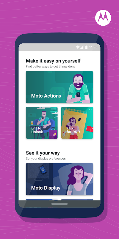 Moto 8 0 30 APK Download by Motorola Mobility LLC  | Android APK