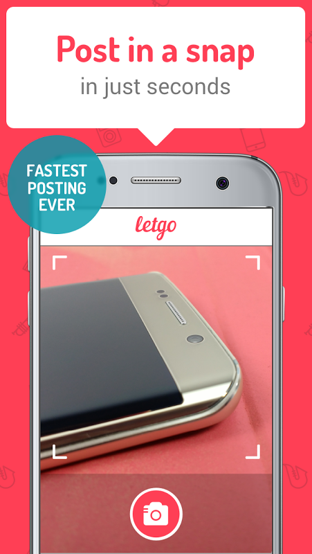 letgo: Buy & Sell Used Stuff 1.9.9 Screen 1