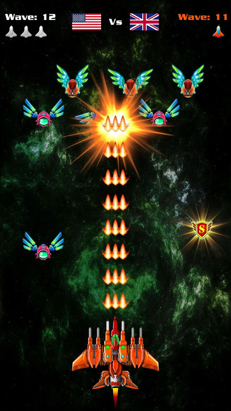Galaxy Attack: Alien Shooter 6.20 Screen 10