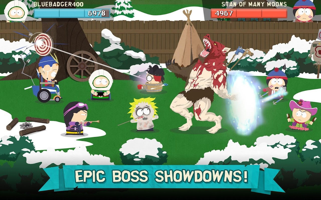 Android South Park: Phone Destroyer™ Screen 17