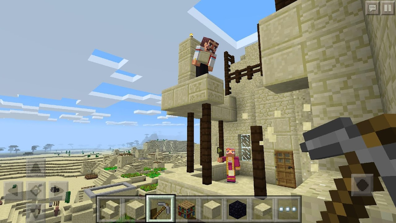 Minecraft: Pocket Edition 1.8.0.13 Screen 4