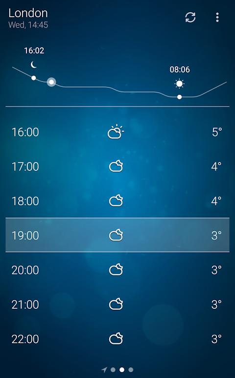Weather 5.0.9 Screen 3