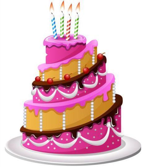 Birthday Cake Design Free Screen 1