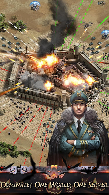 Android Last Empire - War Z: Strategy Screen 2