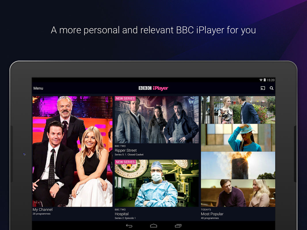 BBC iPlayer 4.38.0.3 Screen 15