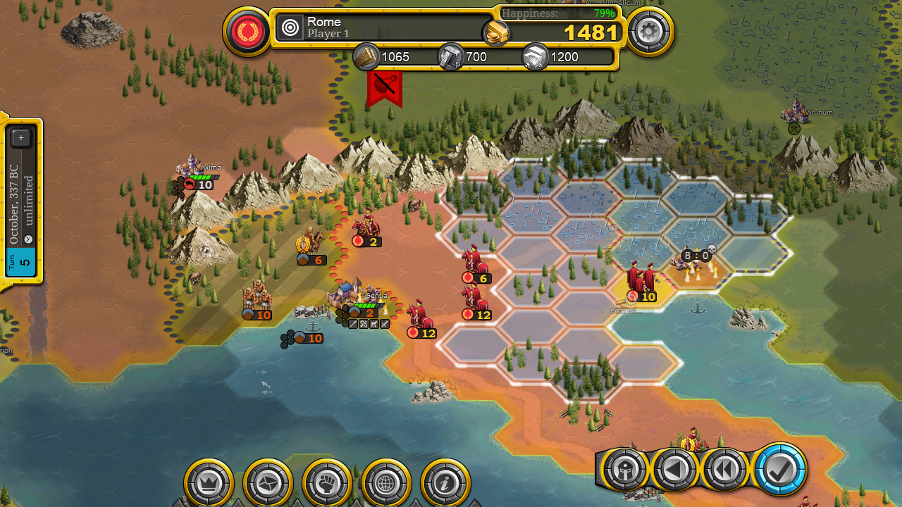Demise of Nations 1.12.81 Screen 9
