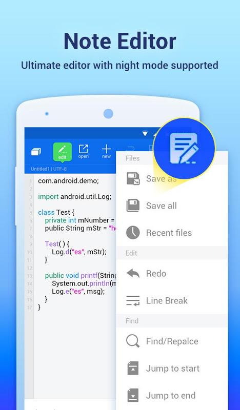 ES File Explorer/Manager PRO 4.1.8.4 Screen 7