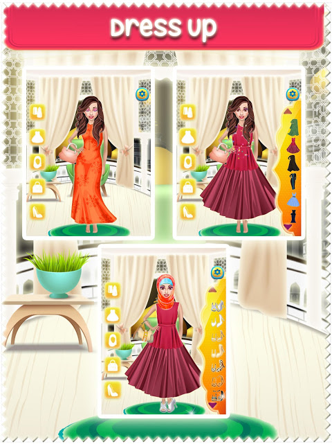 Android Makeup Anna Game Screen 3