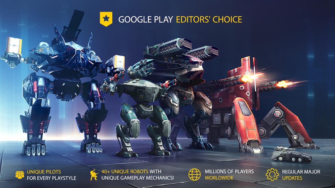 War Robots 5.4.0 Screen 4