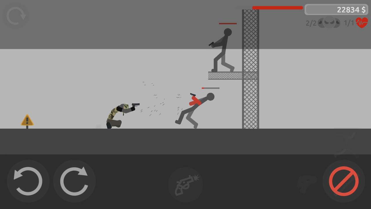 Stickman Backflip Killer 4 0.1 Screen 9