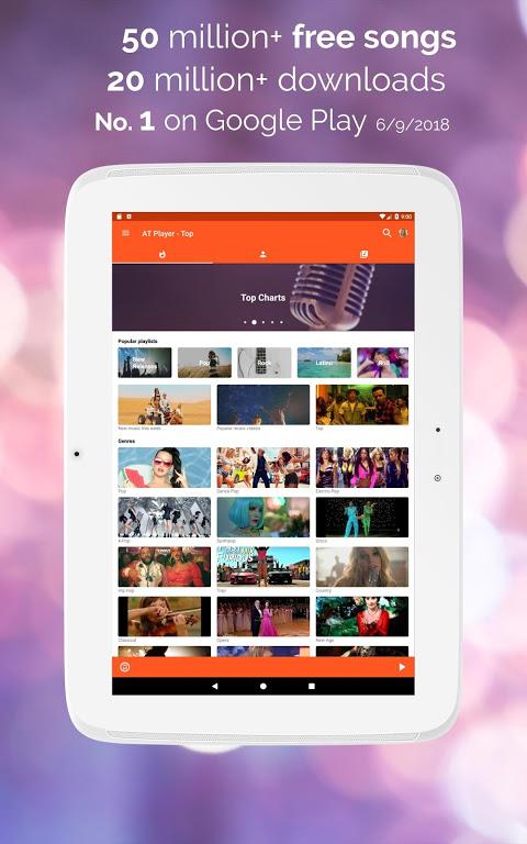Free Music Player, Music Downloader, Offline MP3 1.299 Screen 8