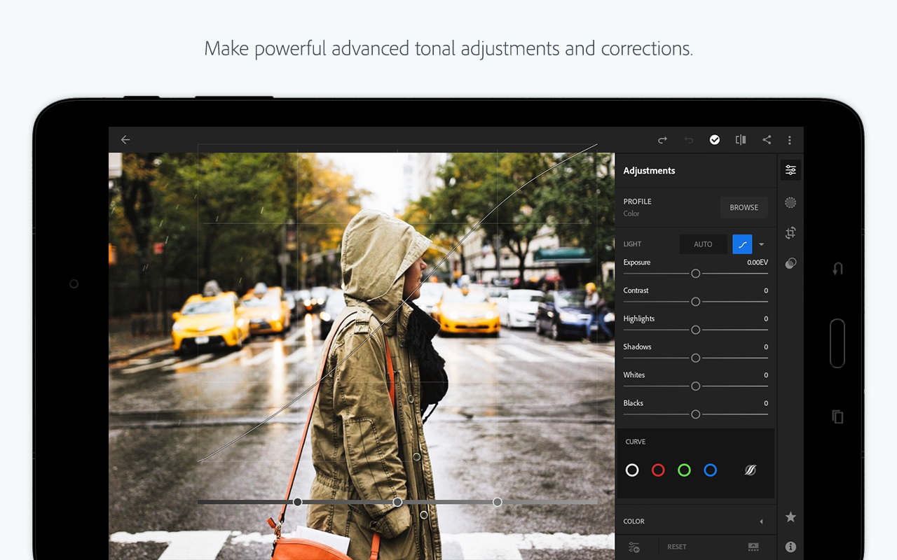 Android Adobe Photoshop Lightroom CC Screen 10
