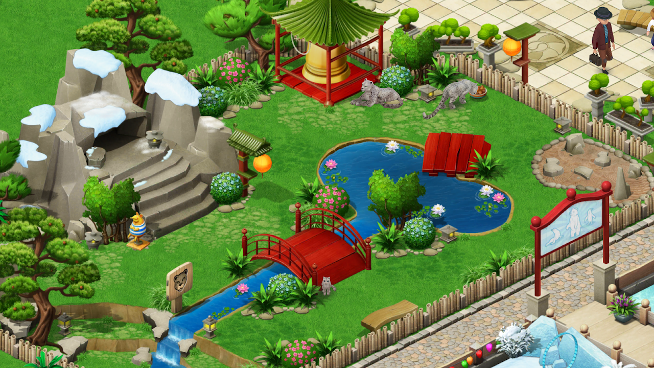 Family Zoo: The Story 1.4.6 Screen 4