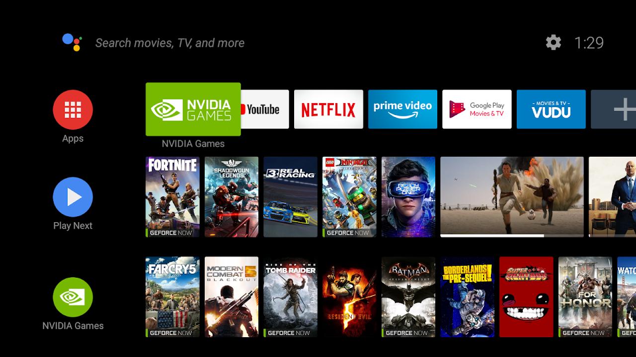 NVIDIA Games 6.0 Screen 5