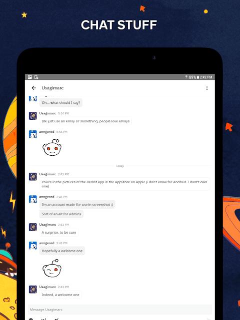 Reddit 3.31.0 Screen 7