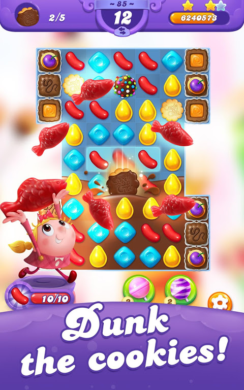 Candy Crush Friends Saga 1.18.10 Screen 8