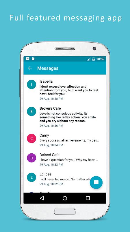 Android Call Blocker - Blacklist, SMS Blocker Pro Screen 1