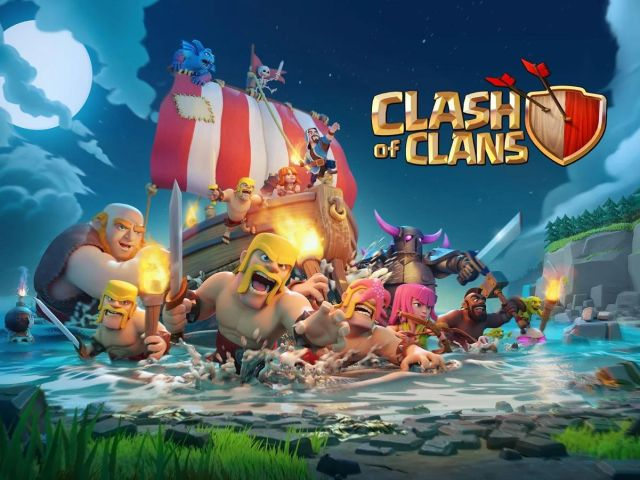 Clash of Clans 10.134.12 Screen 28