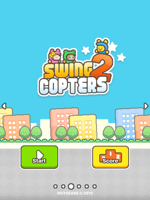 Android Swing Copters 2 Screen 10