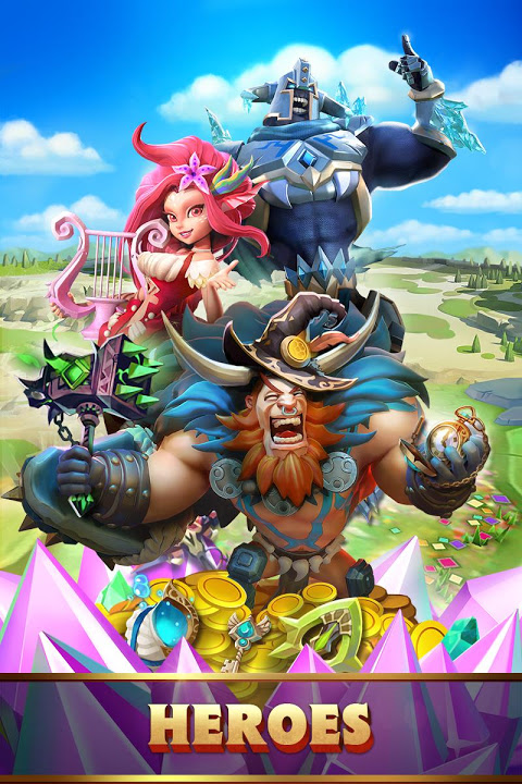 Lords Mobile: War Kingdom - Strategy RPG Battle 1.98 Screen 5