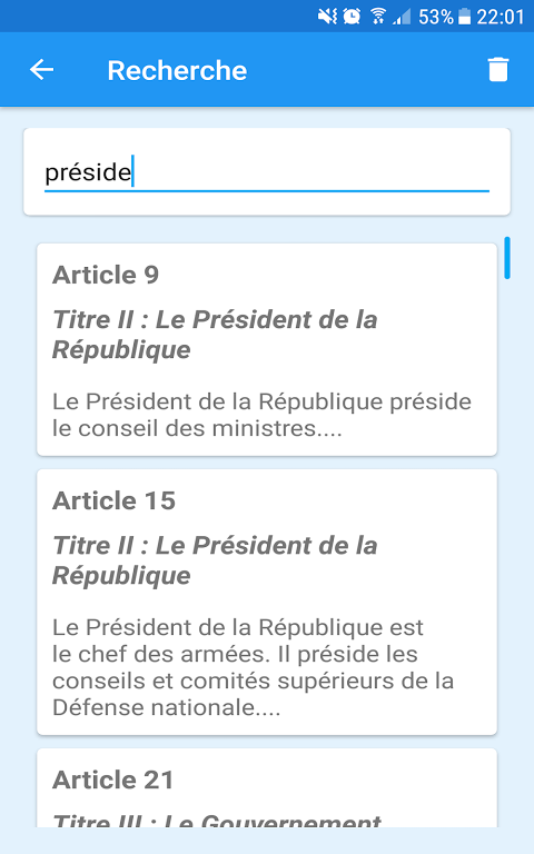 French Constitution 1.0 Screen 22