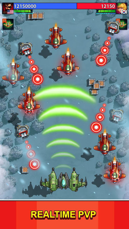 Space Squad : Galaxy Attack of Strike Force 7.8 Screen 5
