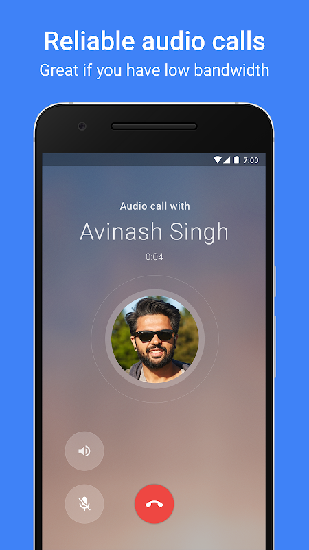 Android Google Duo Screen 3