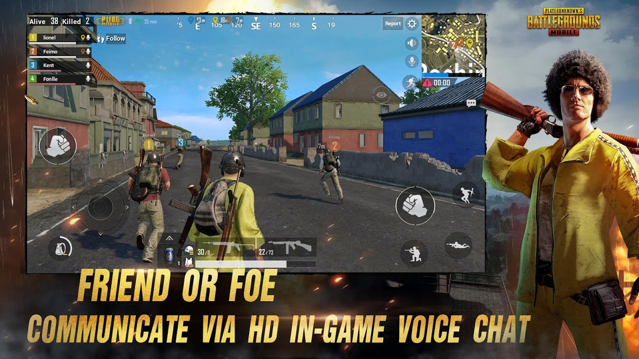 PUBG MOBILE 0.5.0 Screen 11