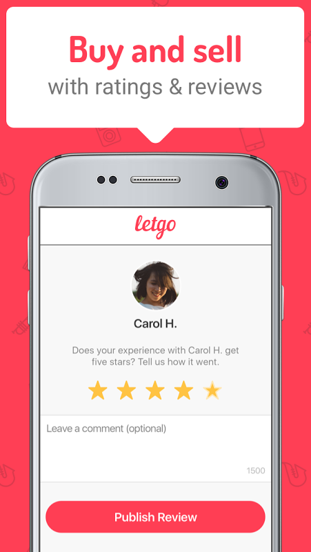 Android letgo: Buy & Sell Used Stuff Screen 4