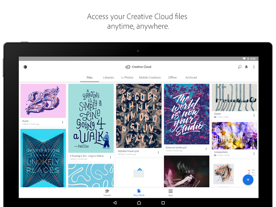 Adobe Creative Cloud 4.2.50 Screen 6
