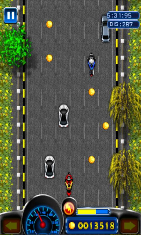 Android Extreme Moto Racing Screen 5
