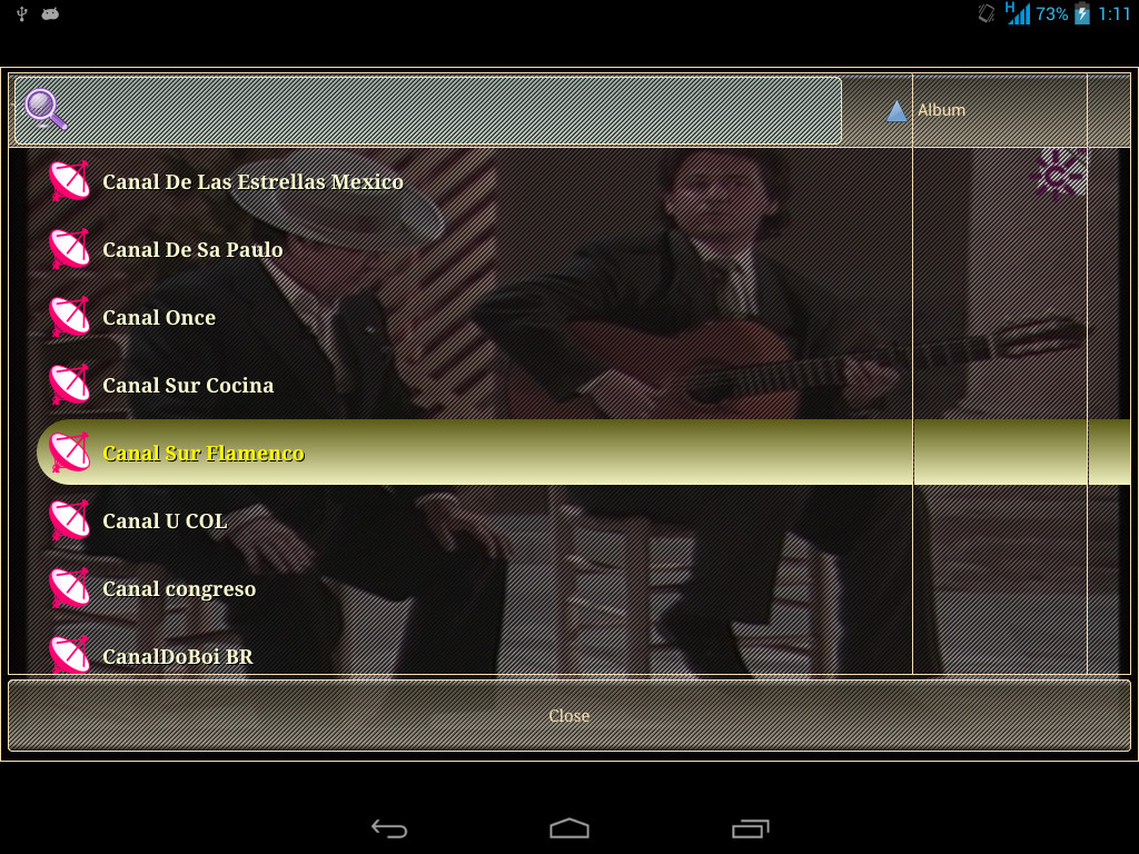 DFM Player 4.88 Screen 6