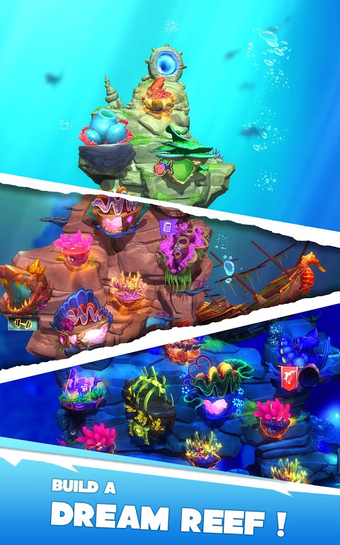 Android Hungry Shark Heroes Screen 12