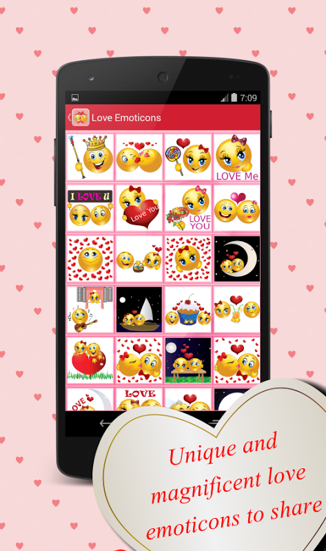 Love Stickers 1.9 Screen 2