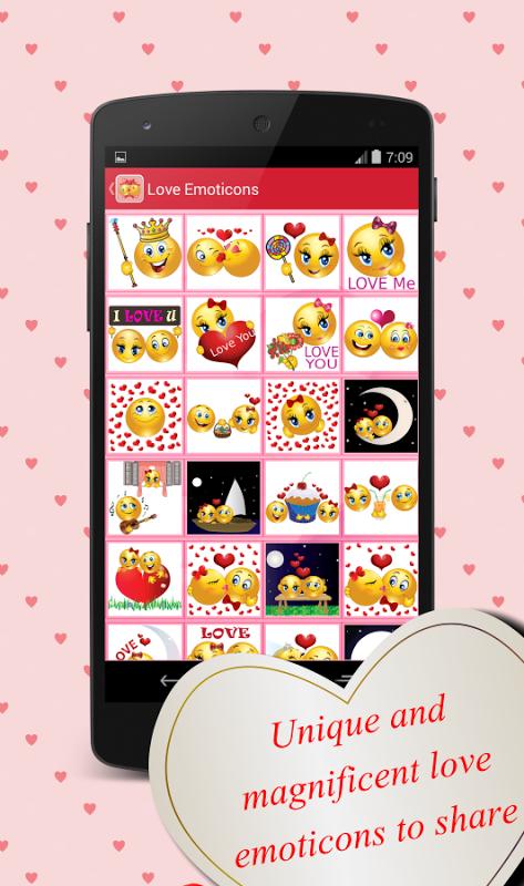 Love Stickers 1.9 Screen 2